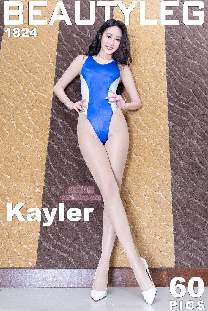 [Beautyleg]美腿寫真 2019.09.27 No.1824 Kaylar[60P/359M]